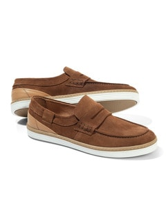 Sport Loafer Braun Detail 1