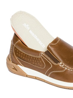 Active Air Slipper Cognac Detail 3