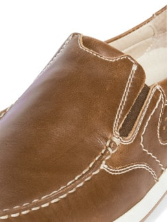Active Air Slipper Cognac Detail 4