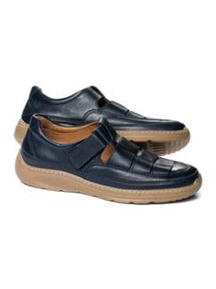 Komfort-Bäcker-Schuh Navy Detail 1