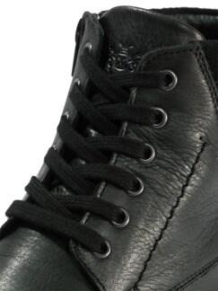 Bequem-Stiefel Schwarz Detail 4