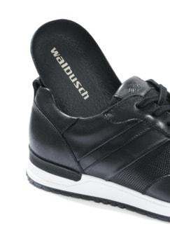 Komfort-Sneaker Schwarz Detail 3