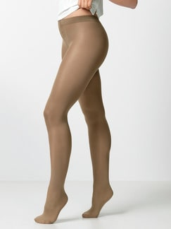 Thermo-Feinstrumpfhose 2er-Pack Cashmere Detail 1
