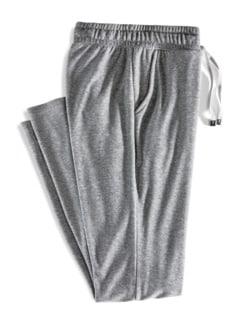 Nicki Homewear Hose Grau Detail 2