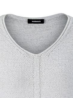 Pullover Sternenstaub Weiß Detail 4