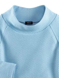 Relax-Sweatshirt Skyblue Detail 3