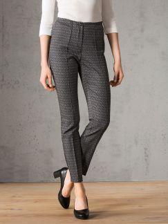Softbundhose Black & Grey Schwarz/Grau Detail 1