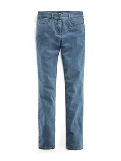 Yoga-Jeans Supersoft Mid Blue Detail 4