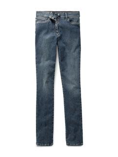 Husky-Jeans Blue Stoned Detail 3