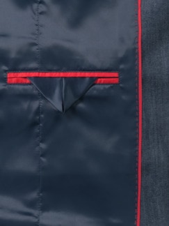 Denimblazer Supersoft Marine Detail 4