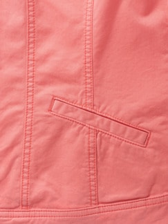 Powerstretch-Jeansjacke Flamingo Detail 4