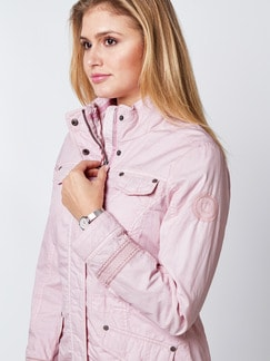 Baumwolljacke Miami Rose Detail 4