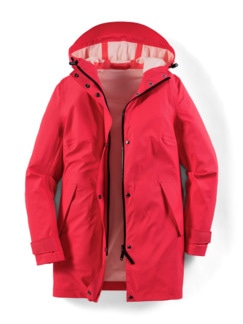 Klepper Aquastop Regenjacke Lotus Detail 2