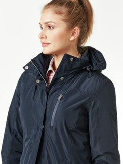 Klepper Aquastop Anorak Navy Detail 4