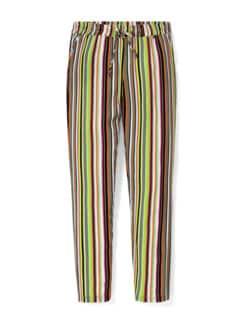 Jogpant Viskosa Multicolor Detail 2
