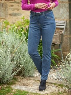 Husky-Jeans Light Blue Stoned Detail 2