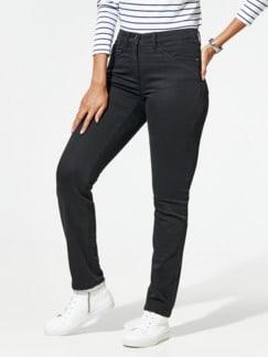 Husky-Jeans Light Black Detail 1