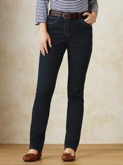 Blue Jeans Dark Blue Detail 1