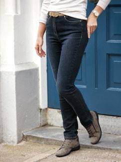 Cashmere Jeans Dark Blue Detail 3