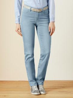 MAC DREAM Jeans Summer bleached Detail 1