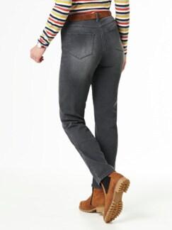 Cashmere Jeans Grey Detail 3