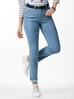 Yoga-Jeans Ultraplus Mid Blue Detail 1