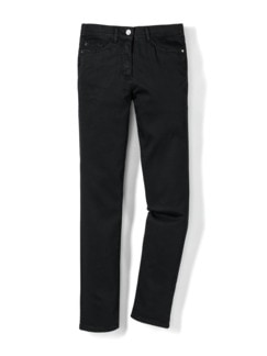 Yoga-Jeans Ultraplus Black Detail 2