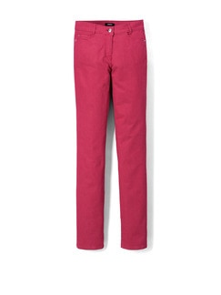 Yoga-Jeans Supersoft Fuchsia Detail 2