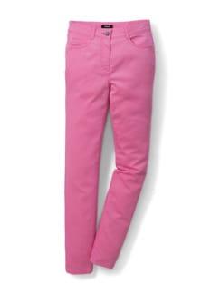 Yoga Jeans Ultraplus Pink Detail 2