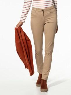 Powerstretch Jeans Caramel Detail 1