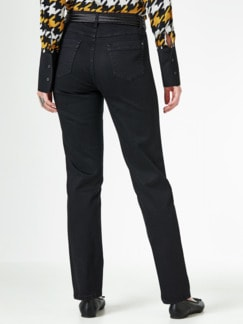 Powerstretch Jeans Black Detail 3