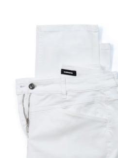 Powerstretch Jeans Weiß Detail 4