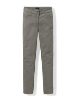 Powerstretch Jeans Khaki Detail 2
