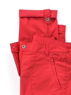 Klepper Baumwollhose Clean Protect Hibiskus Detail 4