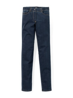 Thermolite-Jeans waterrepellent Dark Blue Detail 2