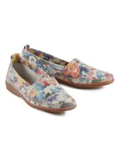 Koffer-Slipper Floral multicol Detail 1