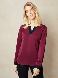 Shirtbluse Shogun Colorblocking