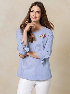 Shirtbluse Sommertrend