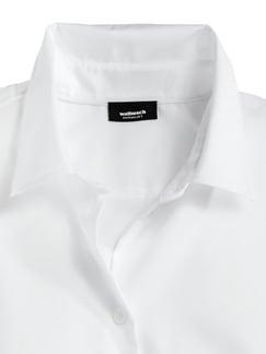Extraglatt-Hemdbluse-Everyday Weiß Detail 3