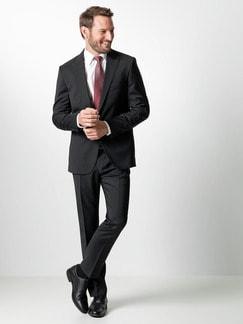 Biella Anzug Super 100 Schwarz