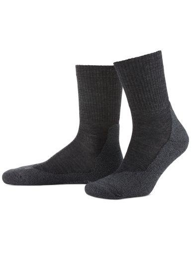 Wander-Socke 2er-Pack Herr