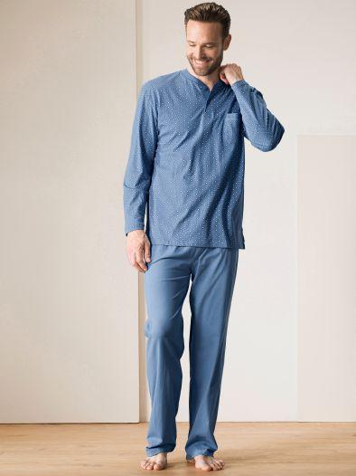 Jersey-Schlafanzug