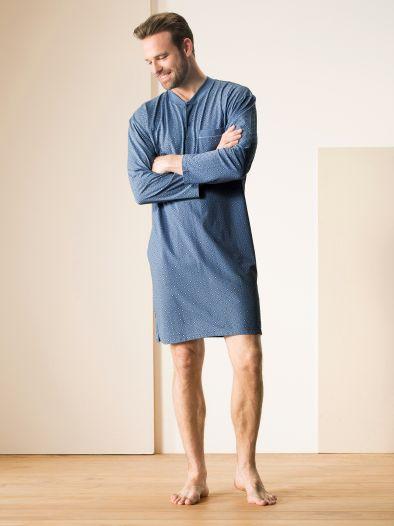 Jersey-Nachthemd