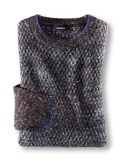 Alpaka Tweed Pullover