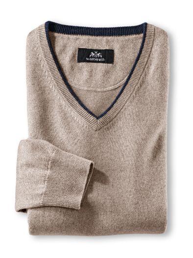 Seide-Cashmere-Pullover