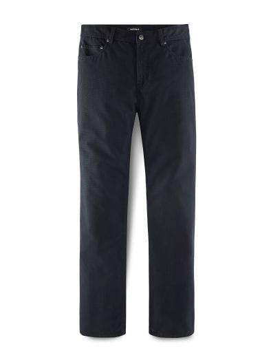 5 Pocket Wool-Look