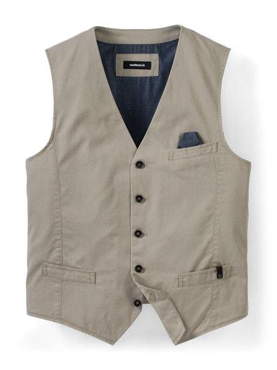finest selection 01177 df8ba Pima-Cotton Weste