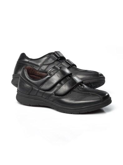 Doppel Klett-Schuh
