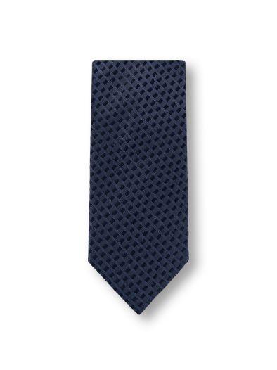 Ton-in-Ton Minimal-Krawatte