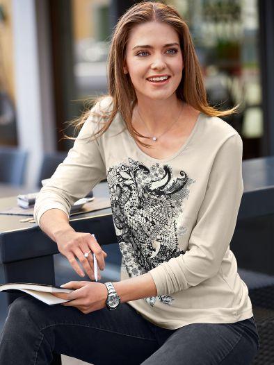 Betty Barclay Shirt Traumfänger